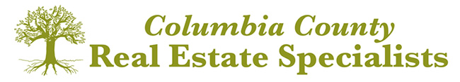 Columbia County Real Estate Agents logo